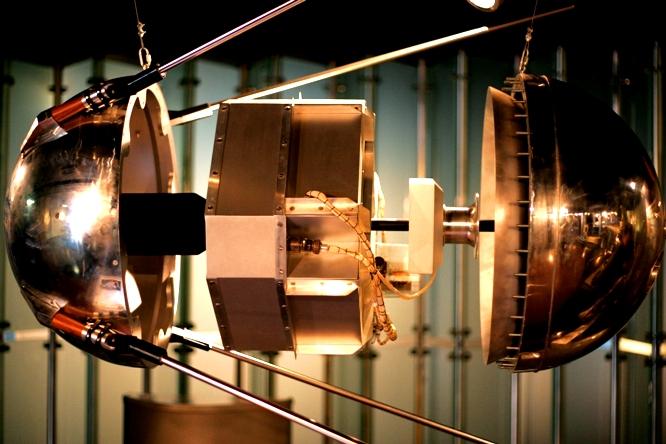 музей космонавтики 026 первый спутник