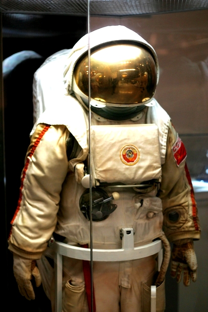 музей космонавтики 093 скафандр 4