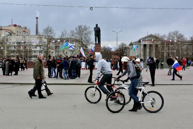 Площадь Ленина 5