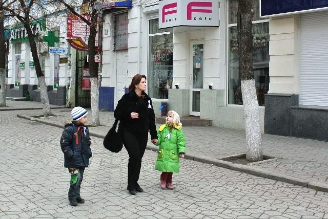 Улицы Симферополя 2