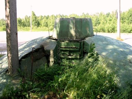 Десногорск 051 дверь ДЗОТА
