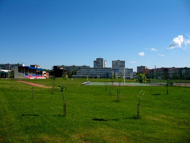 Десногорск 010 стадион