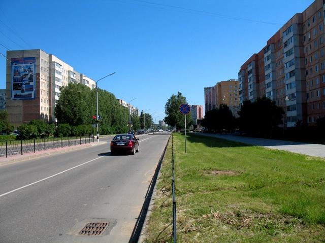 Десногорск 013 глав улица