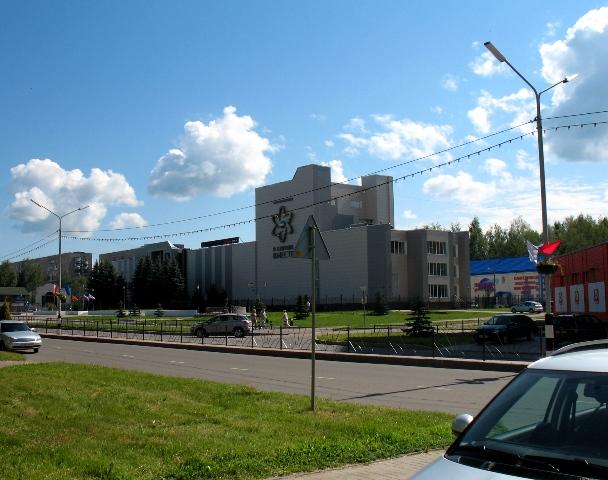 Десногорск 014 адм здание