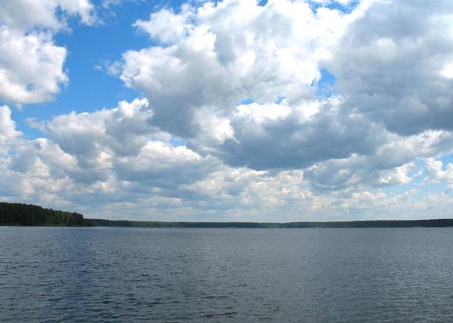 Десногорск 031 десногороское водохранилище