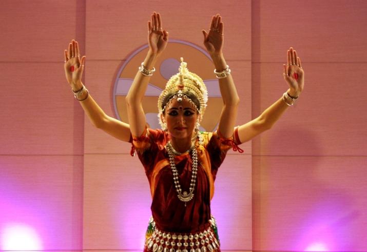 день друзей 30-07-2012 108 Индийский танец