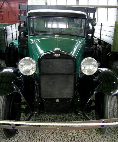4 Форд АА