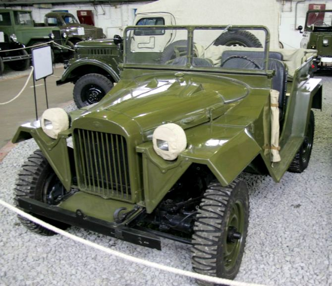 5 ГАЗ 64
