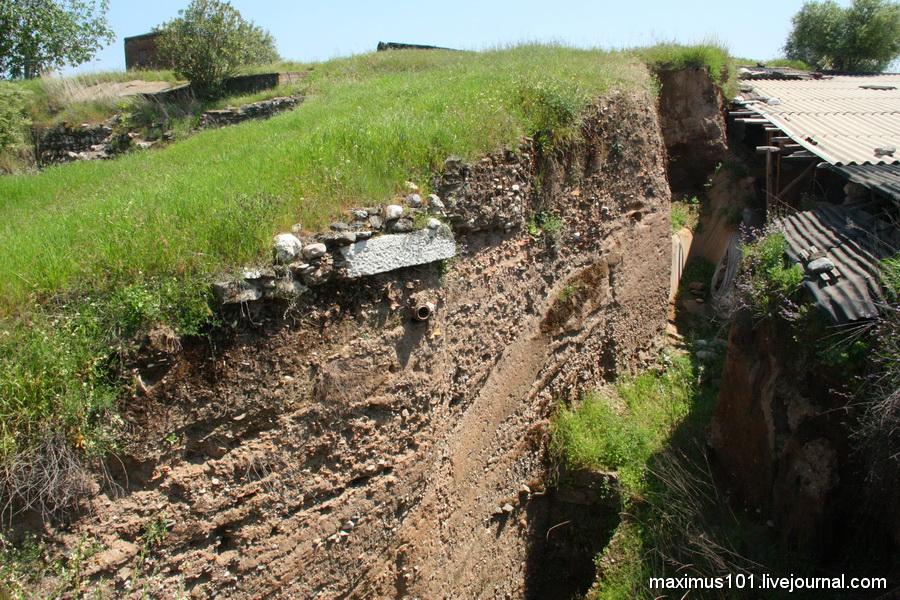 Сардис - античный город в Турции, занесенный грунтом