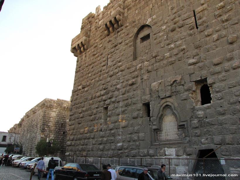 Дамаск город фото