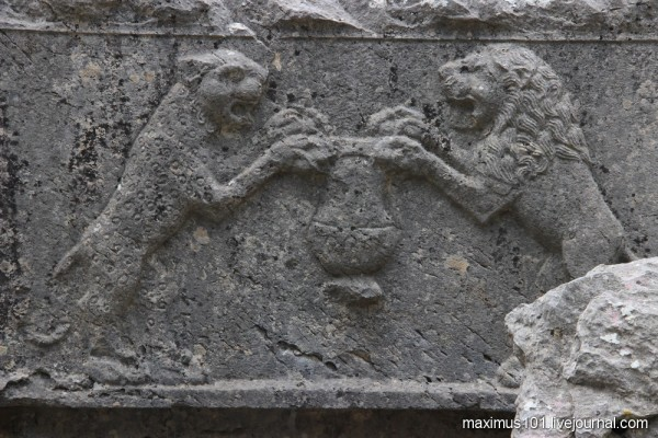 Дионис и бессмертие в некрополе античного Термессоса
