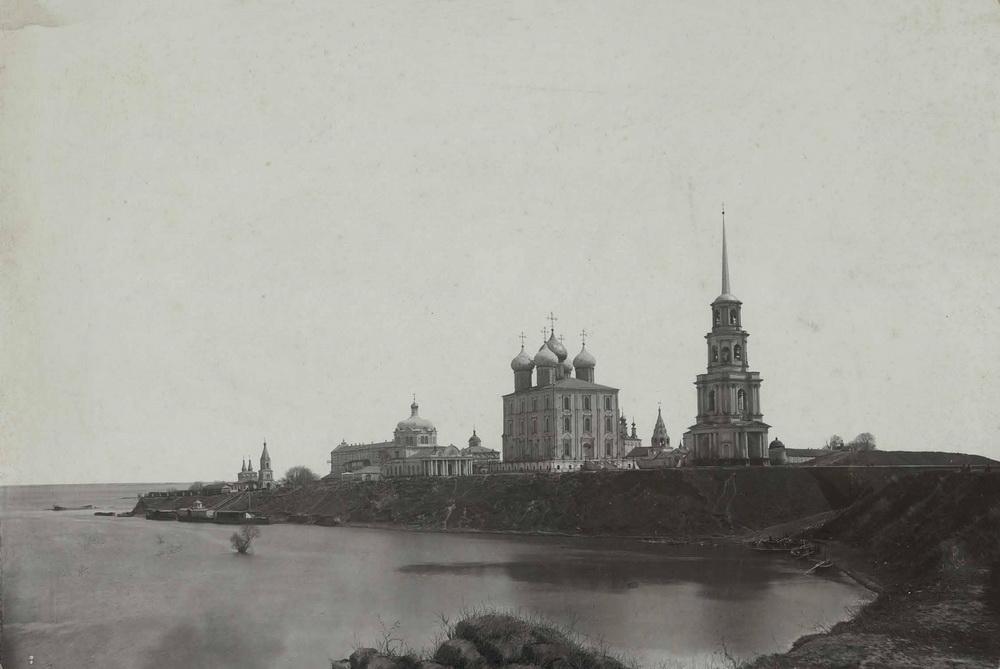 Остров русов и Рязанское море