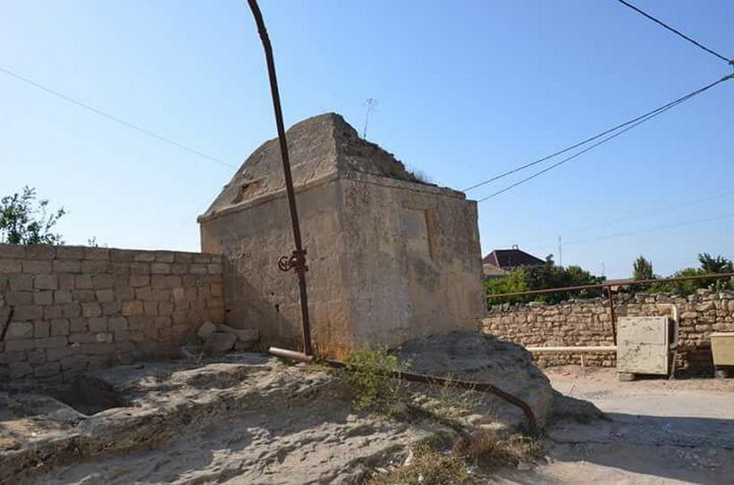 Мавзолей Шаган Азербайджан 15 век.jpg