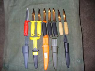 те же ножи:) вид с боку!