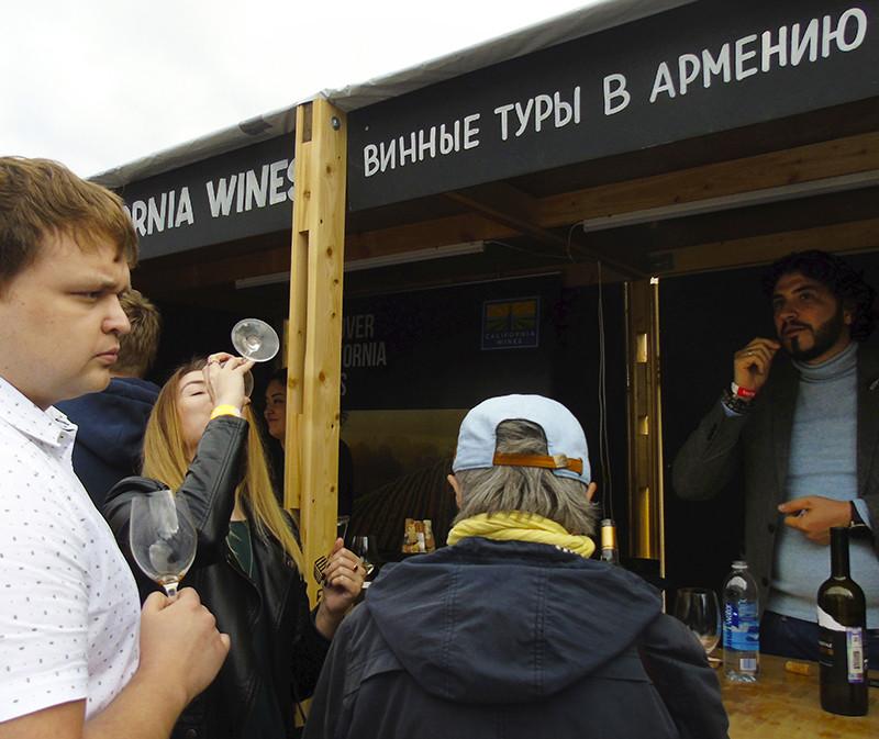 Фестиваль Taste of Moscow в Лужниках, окончание Armenia_Vartanush1A++_aB