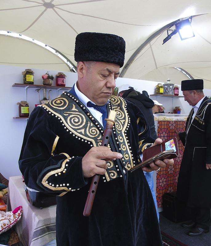 Фестиваль Taste of Moscow в Лужниках, окончание Azerbaijan2_duduk2B+_aB