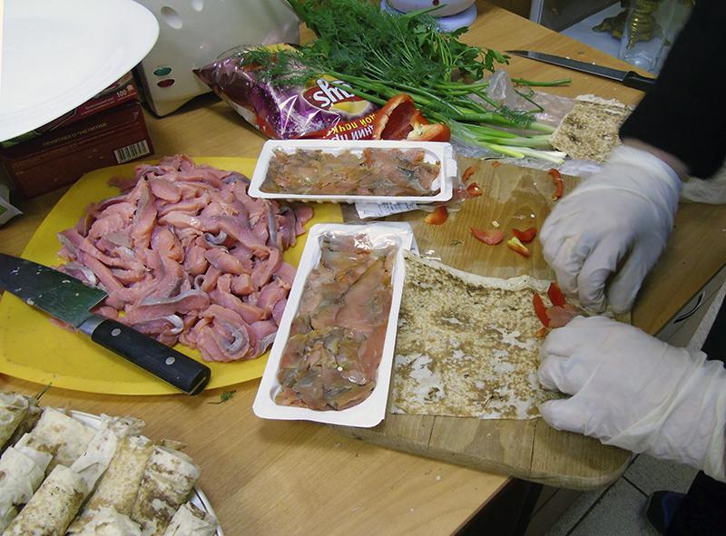 Стихи на конкурс о своем блюде