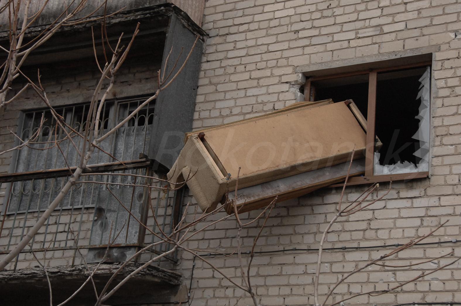 142715_original Что осталось от Песок Донецкого района (фоторепортаж)
