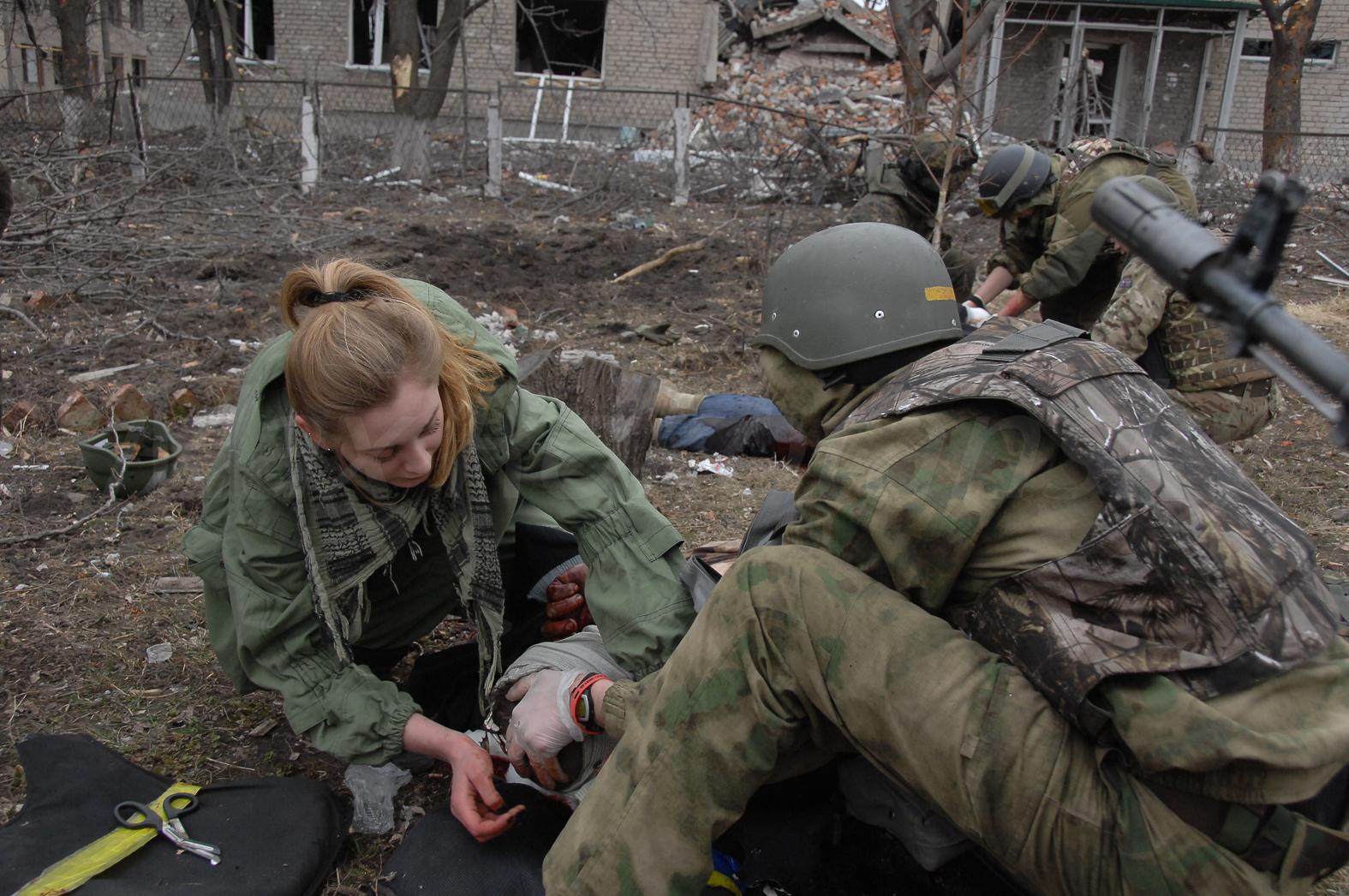142913_original Что осталось от Песок Донецкого района (фоторепортаж)