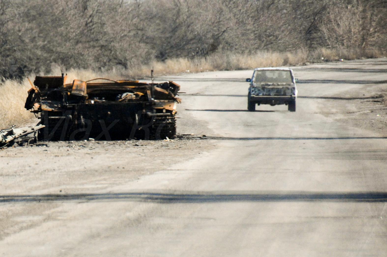 143499_original Что осталось от Песок Донецкого района (фоторепортаж)