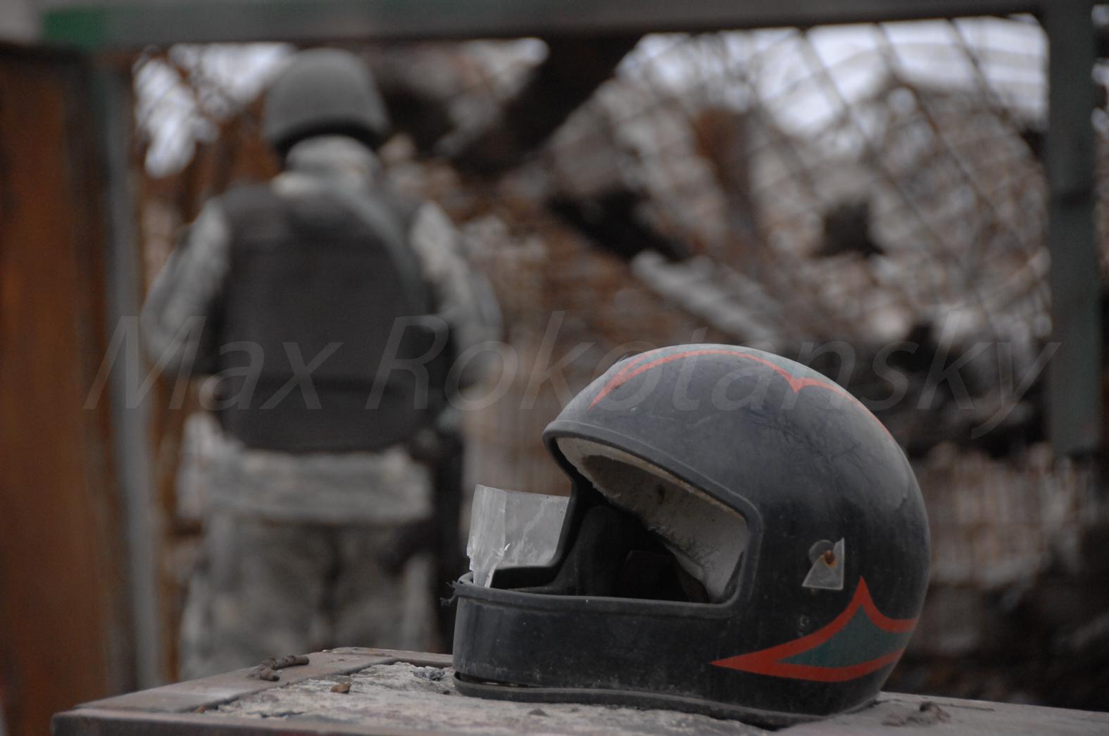 145704_original Что осталось от Песок Донецкого района (фоторепортаж)