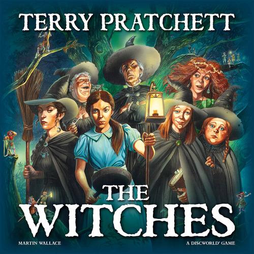 ведьмы пратчета