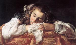 Feti_Domenico-Sleeping_Girl-e1332517177285