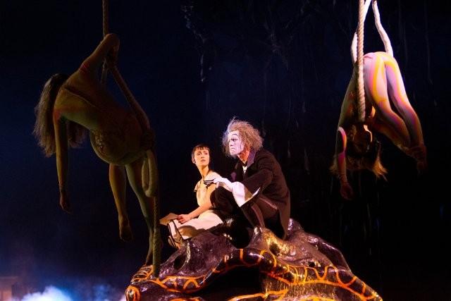 фильм cirque du soleil сказочный мир