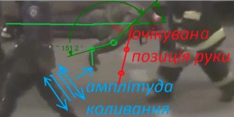 2014.02.18 'Беркут' несе мітингувальника (маникен) з відрізаною головою_000019240