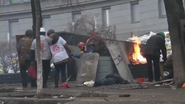 2014.02.20 Полное видео с Киева ул Институтская_002242006_1