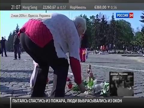 2014.05.02 Человеку отрубили ногу в Одессе!Как избивали людей в Одессе.mp4_000091680