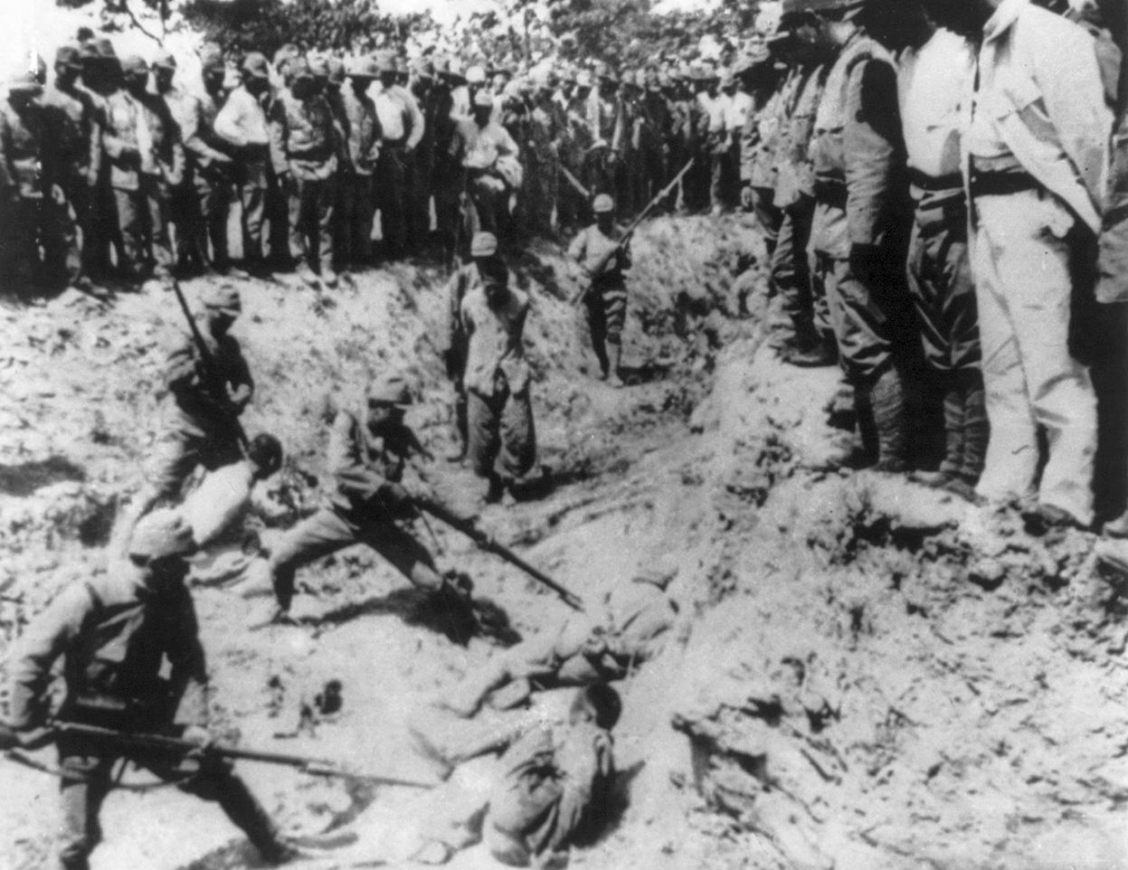Пытки японцев фото 12 фотография