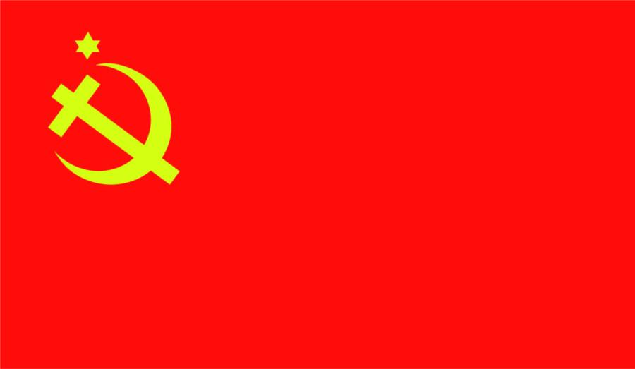 Новый флаг РФ