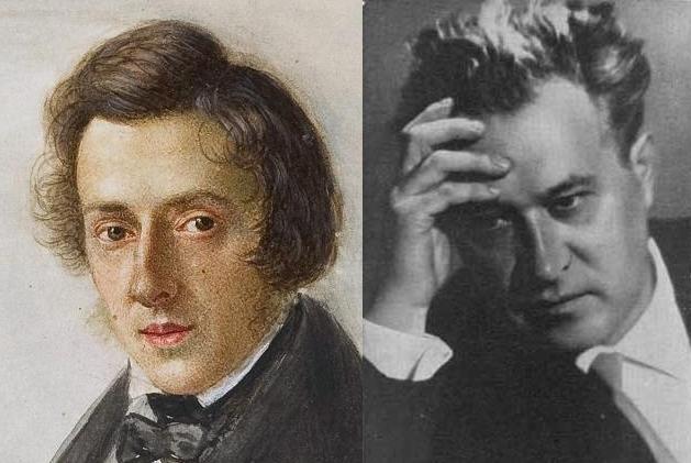 Шопен и Мокроусов