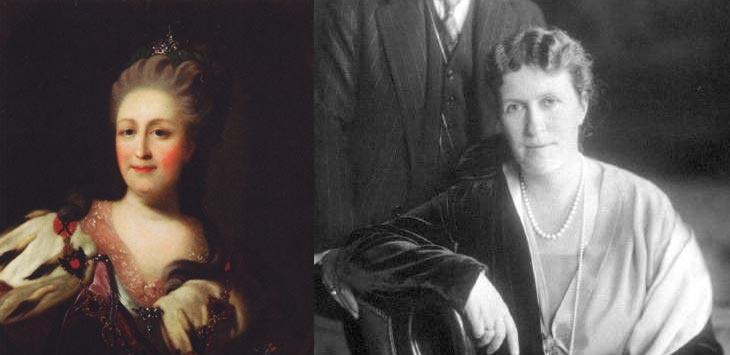 Екатерина Великая и Берта Крупп 3