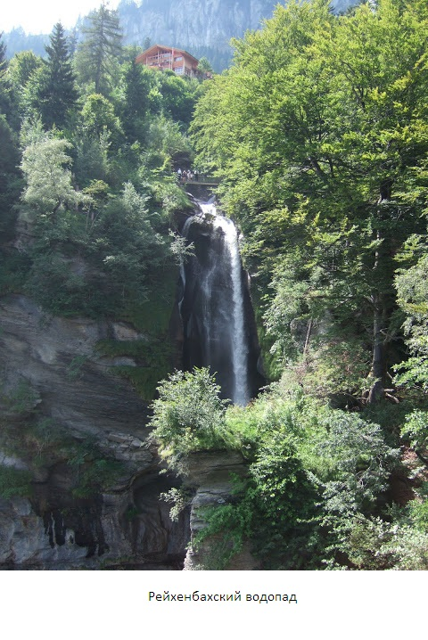 Рейхенбахский водопад