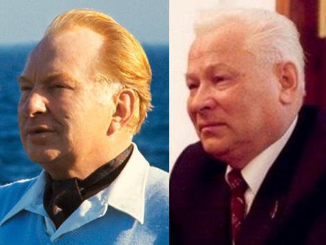 Хаббард и Черненко 1