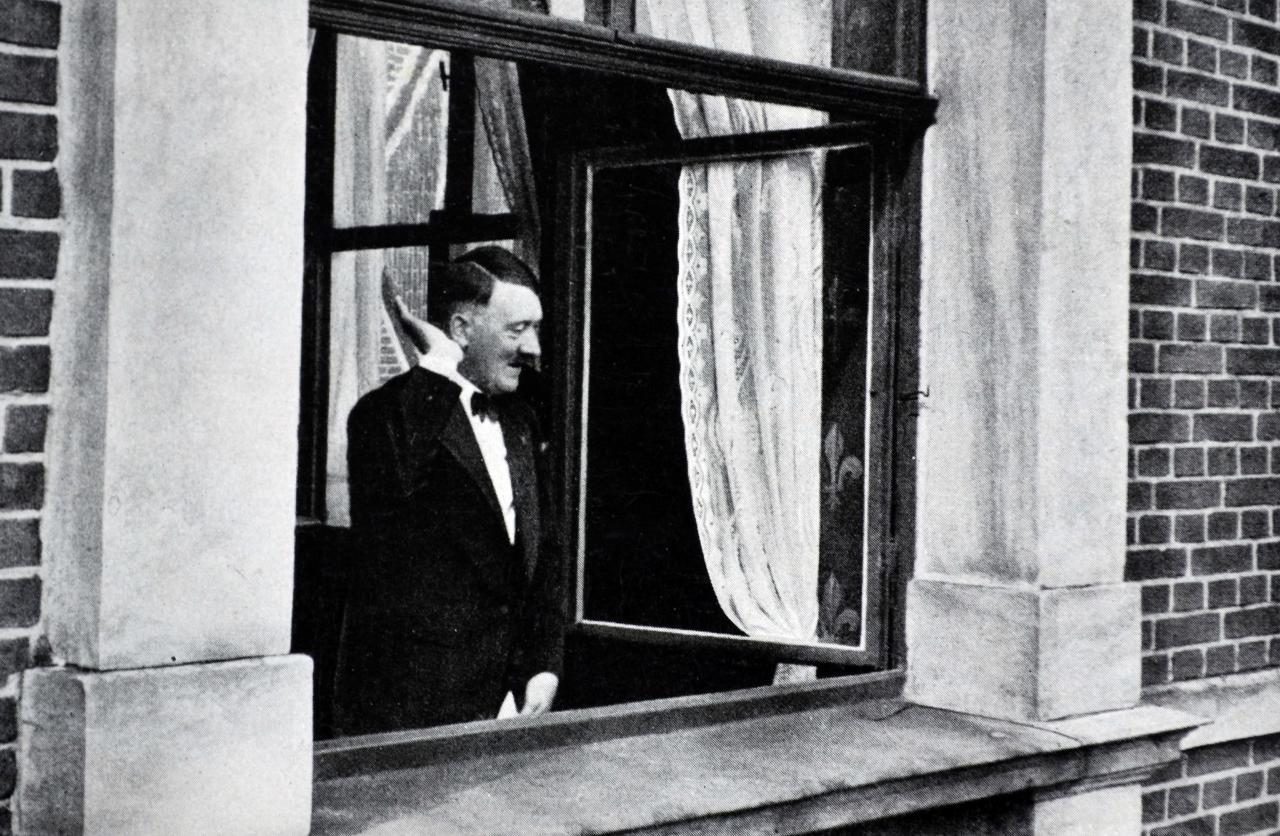 Гитлер в Байройте
