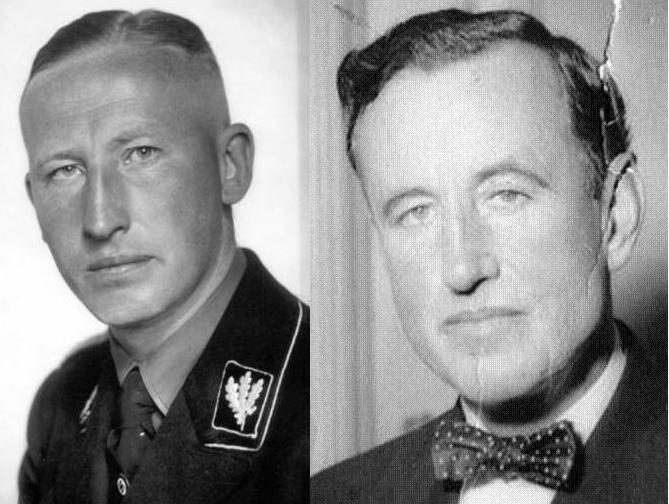 Гейдрих и Флеминг