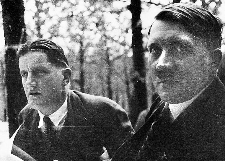 017 - Ханфштенгль и Гитлер 1