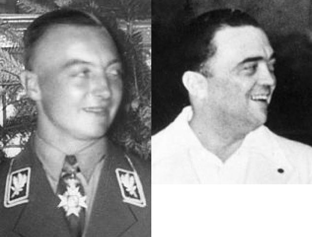 Карл Эрнст и Джон Эдгар Гувер 2