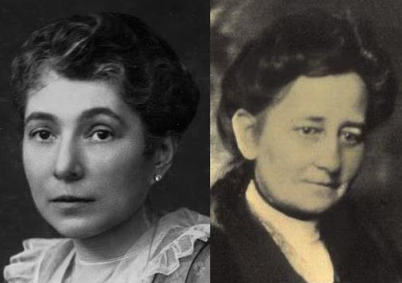 Маргарет и Хедвиг