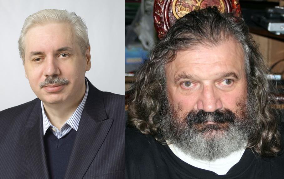 Левашов и Васин 1