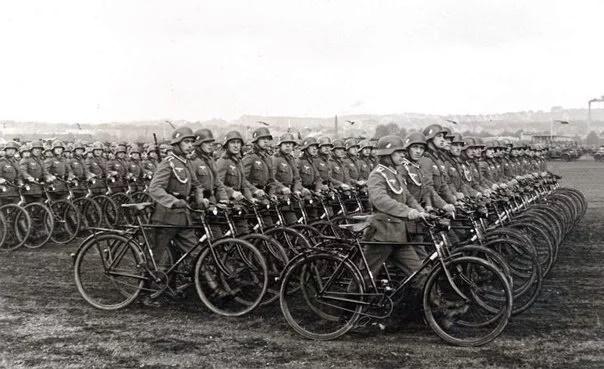 велосипедные войска 1