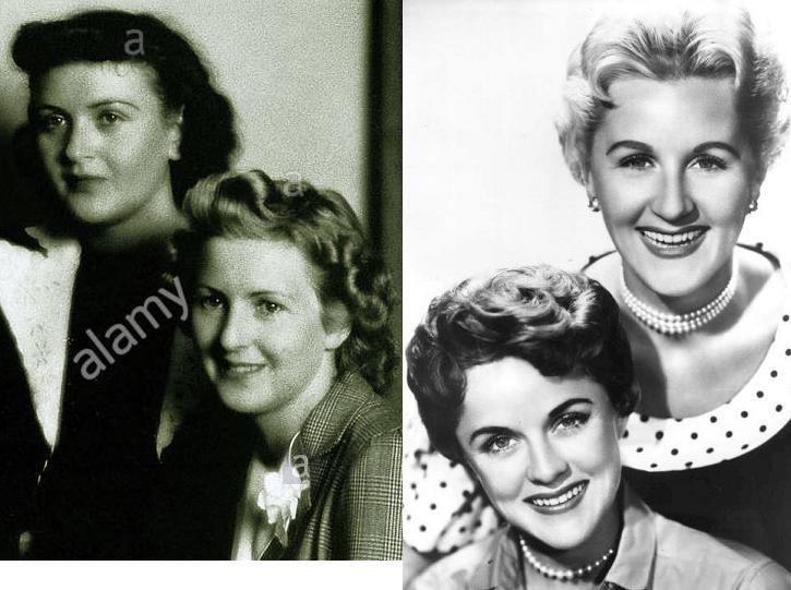 сёстры Браун и сёстры Уайтинг