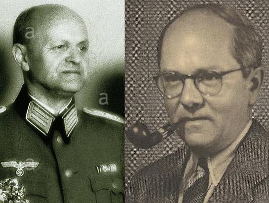 Фридрих Браун и Ричард Уайтинг