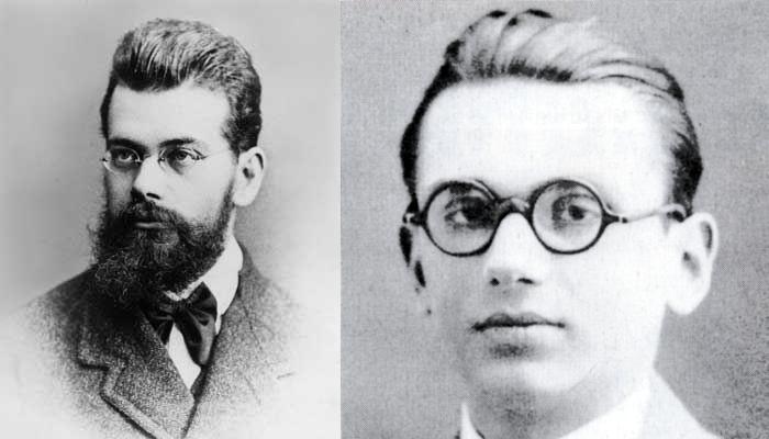 Больцман и Гёдель