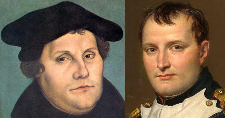 Лютер и Наполеон