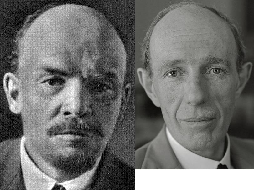 Ленин и Галифакс