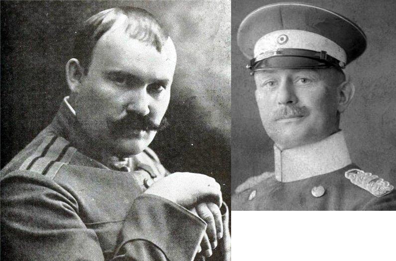 Семёнов и Леттов-Форбек